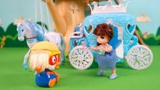 뽀로로와 엉터리 마법소녀 패티 ★뽀로로 장난감 애니