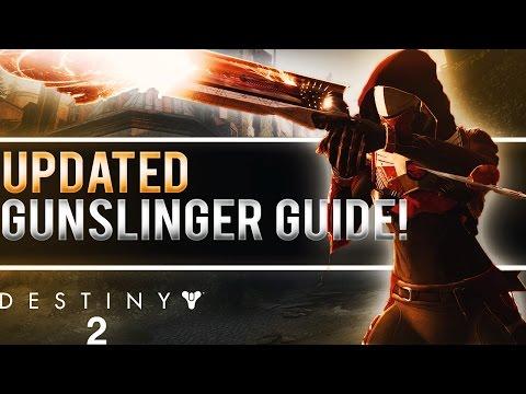 how to get gunslinger in destiny 2