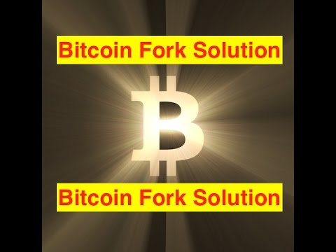 Bix, Bitcoin, and the Bigger Picture (Bitcoin Fork Solution)