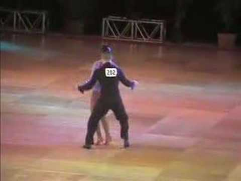 06 World Salsa Championships: 2nd place on2 division
