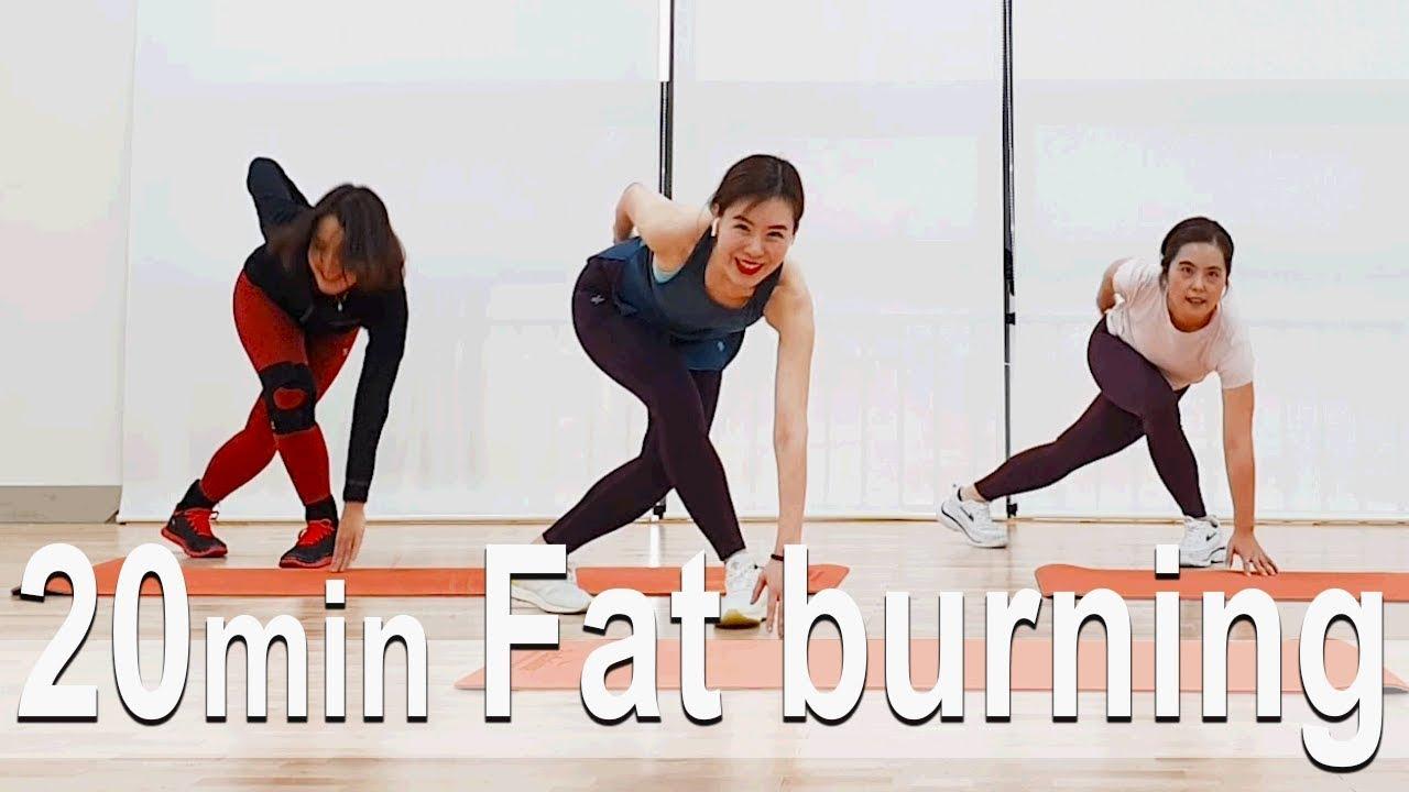 20 minute Fat Burning Workout. 20분 다이어트운동. Circuit Training. 써킷트레이닝. Diet. 홈트.