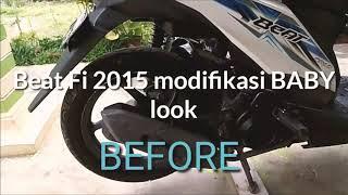 Download Video Beat Fi thn 2015 Baby look style biru putih MP3 3GP MP4