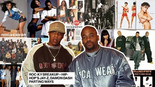 What Happened to Damon Dash \u0026 Jay-Zs Rocawear Brand The Oral History \u0026 Decline