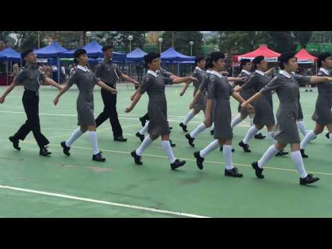 2016 Youth Command (NT) Interdivisional Competition - Gp A FD Campion Shung Tak Comb Cdt Div