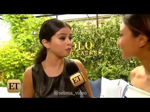 Selena Gomez Interview about Demi Lovato...