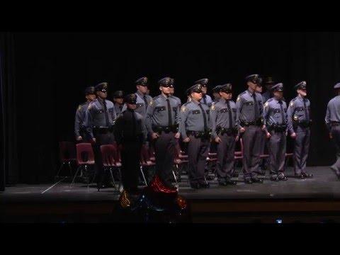 Saint Paul Police Academy 2015 Graduation Ceremony