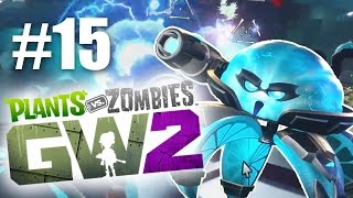 ТРАНСФОРМЕР! #15 Plants vs Zombies: Garden Warfare 2 (HD) играем первыми