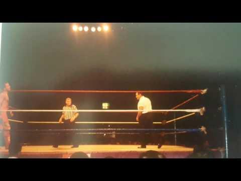 WWE / WWF @ Cebu Coliseum (Cebu City, Philippines) 1992