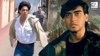 Download Video Ajay Devgn's Ugly Fight With Shah Rukh Khan In Front Of Kajol | Lehren Diaries MP3 3GP MP4