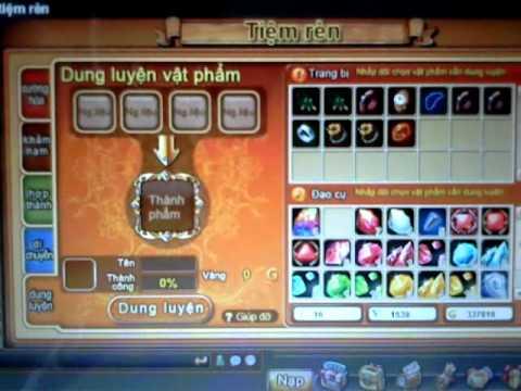 Gunny online__Cong Thuc Dung Luyen Vip Bua Minotaure.3gp