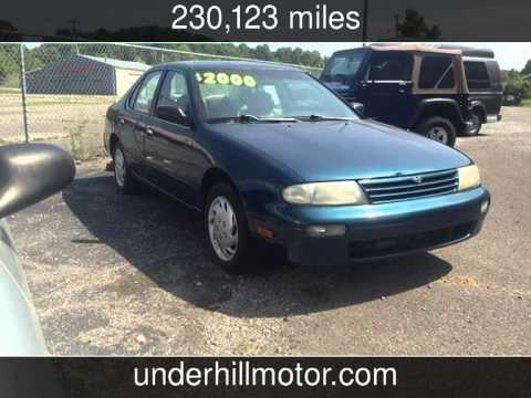 1996 Nissan Altima Gxe Used Cars Son Tennessee 2017 06 25