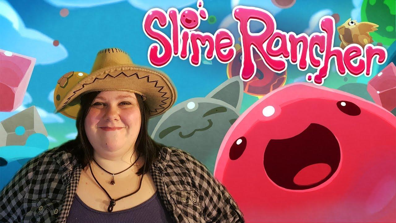 Rozjechane chomiczki – Slime Rancher – UPDATE!