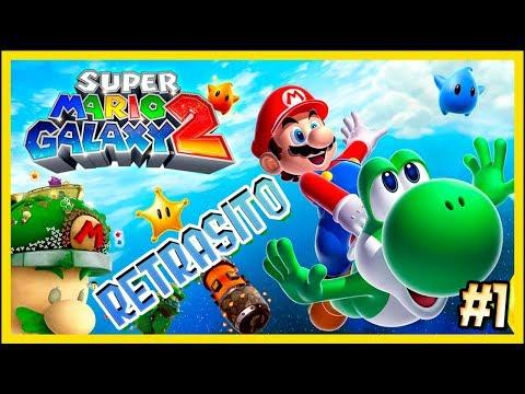 ¡SUPER DIVERTIDO! ⭐| Super Mario Galaxy 2 #1