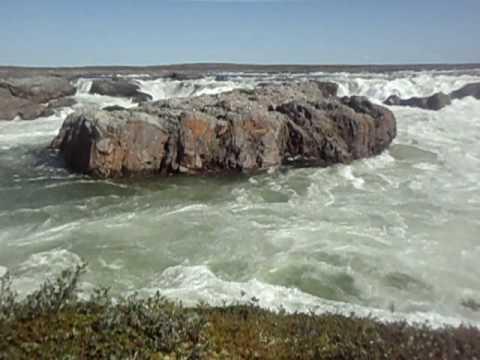 Kazan Falls