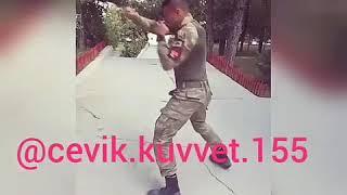 ASKER DEDİĞİN BÖYLE OLUR  Türk Askeri !