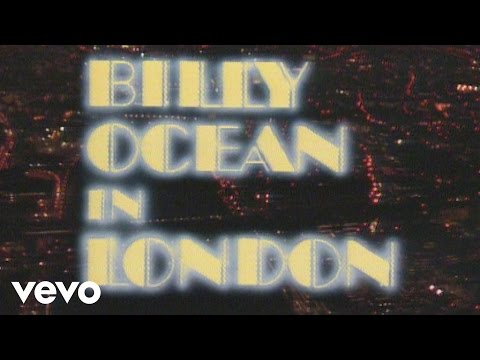 Billy Ocean - Nights (Feel Like Gettin' Down) [In London]