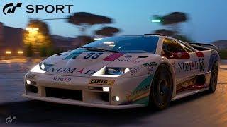 GT SPORT - Lamborghini Diablo GT REVIEW