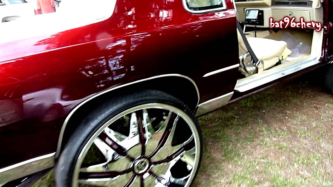 Candy Brandywine Oldsmobile Cutlass On 28 S Beating Hd