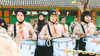 "Andhika Bhayangkari - Korps Drumband ""Bahana Pemuda"""