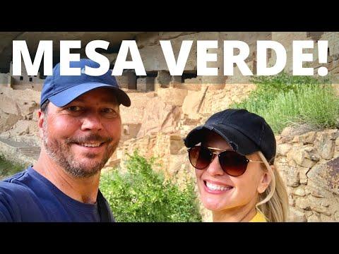 Mesa Verde National Park | Full Time RV Colorado | Changing Lanes!