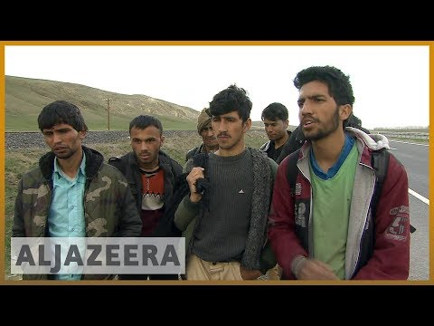 🇦🇫 🇹🇷 Afghan refugees describe treacherous journeys to Turke
