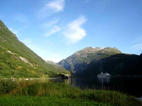 9/17 - InterRail Expérience 2009 en Norvège (Geiranger)