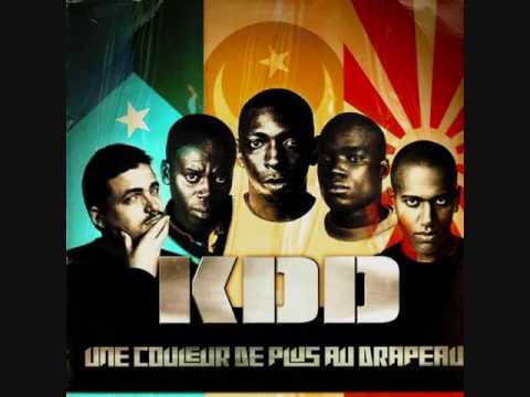 album kdd une couleur de plus au drapeau