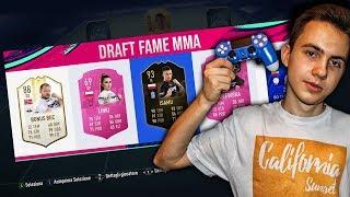 FAME MMA DRAFT! - FIFA 19