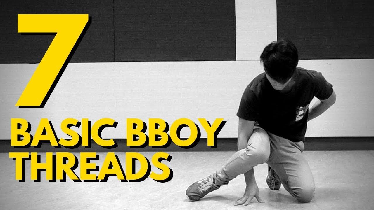 7 Basic Bboy Threads For Your Breaking Arsenal