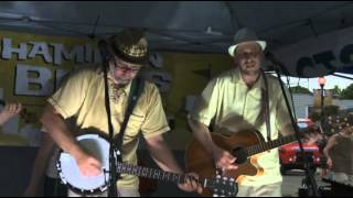"""""""Ballad of the Body Building Bandit"""" Fry Truck at Hamilton Blues and Roots Festival 2013"""