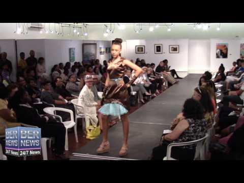 Dean Williams At Bermuda Fashion Collective, November 3 2016