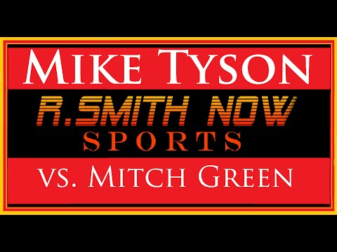 1986 May-20 Mike Tyson VS Mitch Blood Green