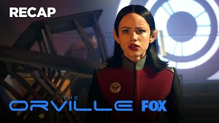 Mission: Firestorm | Season 1 Ep. 10 | THE ORVILLE