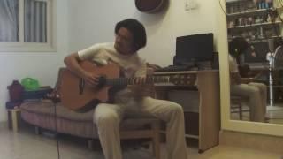 Woman in love - fingerstyle guitar solo