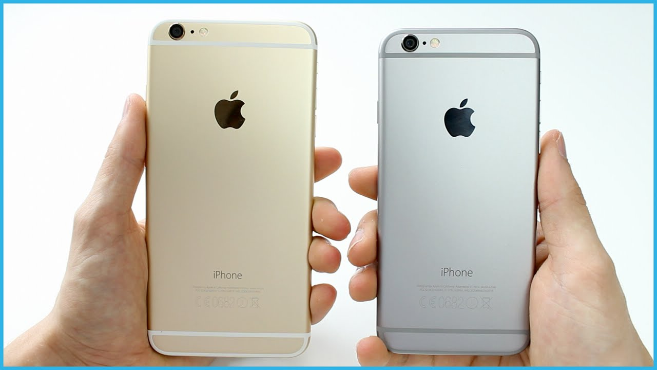 iphone 6 or 6 plus comparatif iphone 6 vs iphone 6 plus lequel choisir 17546