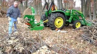 Wallenstein BX42 Wood Chipper