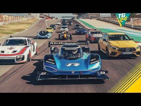 Chris Harris vs 2019's Best Performance Cars | Top Gear