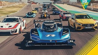 Chris Harris vs 2019's Best Performance Cars | Top Gear