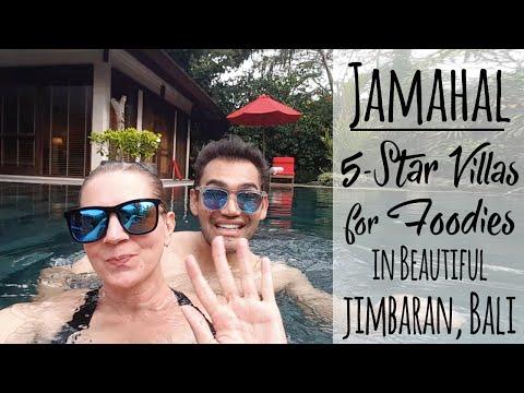 Jamahal Jimbaran Bali 5-Star Villas | Property Tour