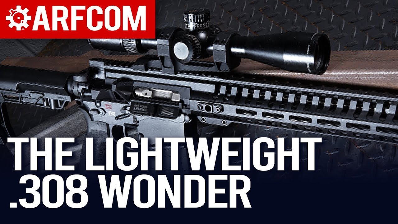 POF Revolution DI - The Lightweight 308 Wonder