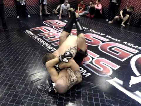 glasgow fitness interclub fight