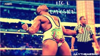 "WWE: Big E Langston 3rd & New WWE Theme Song - ""I Need Five"" (HD) + Download Link"