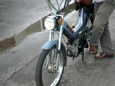 1978 Puch Newport (1 5 hp),auto oil injection, 60cc Athena kit