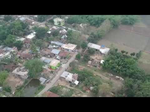 COVID 19: DRONE SURVEILLANCE IN CHAPRA CHARATALA