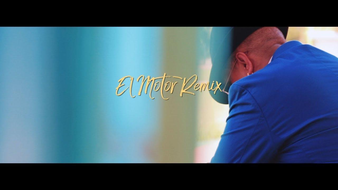 Aramis Camilo ft Papi Sanchez - El Motor Remix  ( Video Oficial ) 2018