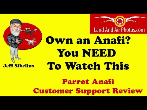 Parrot Anafi Customer Service Review 2019 : Own an Anafi? You NEED to  See This!