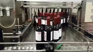 L'imbottigliatrice di The Italian Winery