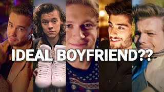 WHO'S YOUR ONE DIRECTION BOYFRIEND???
