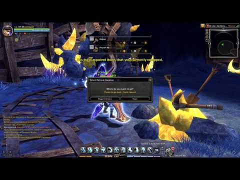 Dragon Nest Europe - Lv 80 Daily Quest [Moon Lord]