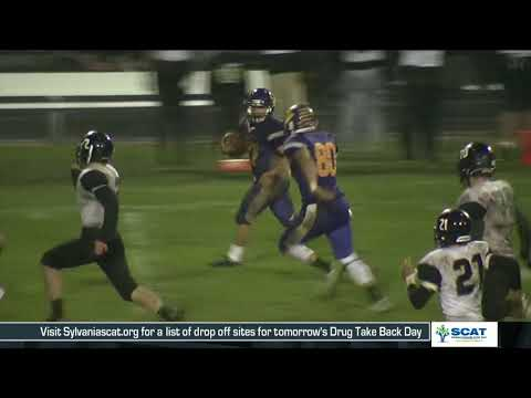 Perrysburg at Maumee High School Football